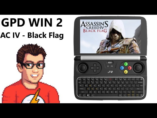 GPD Win 2 - Assassin's Creed IV Black Flag
