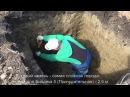 Копка септика в трудном грунте и плывуне в Ленобласти