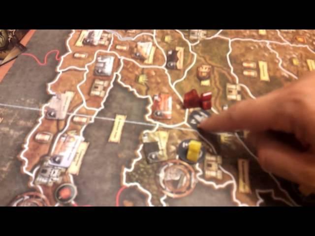 Обзор настольной игры Игра престолов Game of Thrones