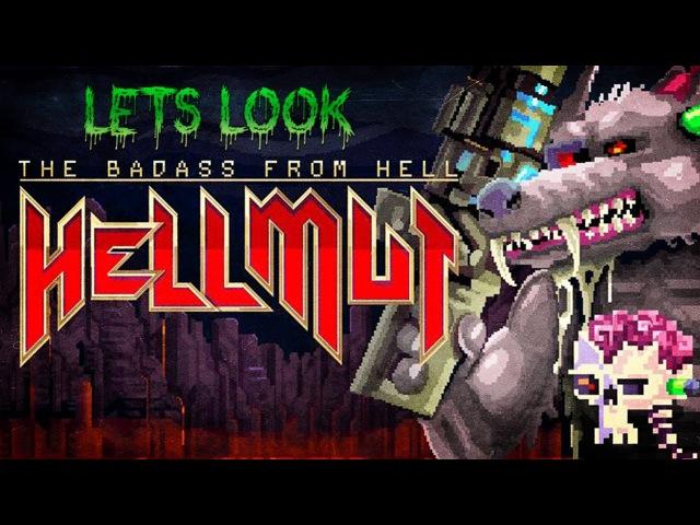 АДСКИЕ МУТАЦИИ Hellmut The Badass from Hell
