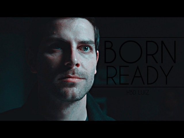 Multifandom Born Ready (HBD Luiz)