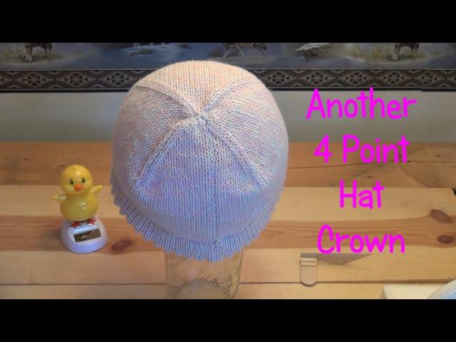 My Full Fashioned Decrease Hat