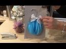 Цветы из бумаги для оформления подарков и декора making gifts