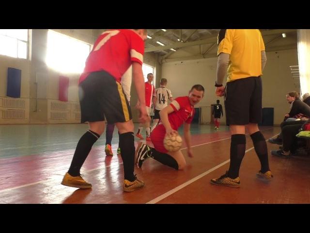 ФК Douple punch - ФК Тим спирит (Small spirit cup) - 2 тайм