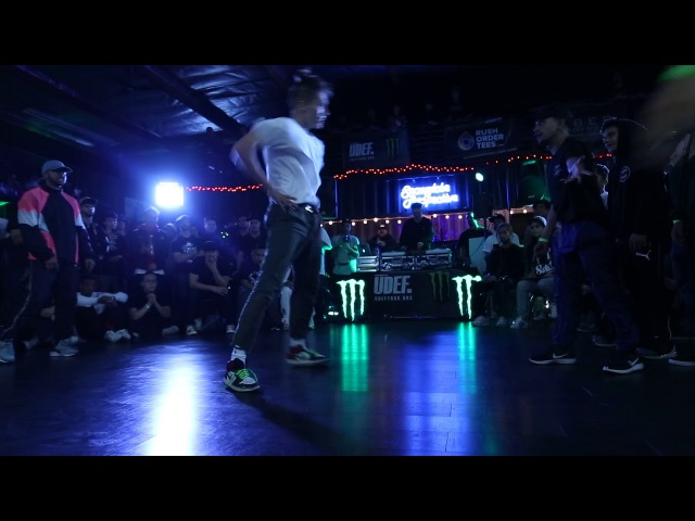 |Monster B Boys vs Killafornia| Final - I PITY THE FOOL 2017