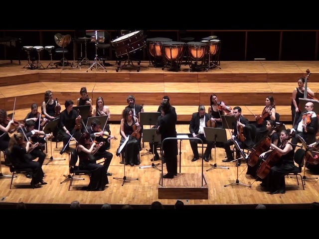 Respighi - Antiche danze et arie, Suite No.3 / Holst - St. Paul Suite (Olten Filarmoni - 11.02.2015)