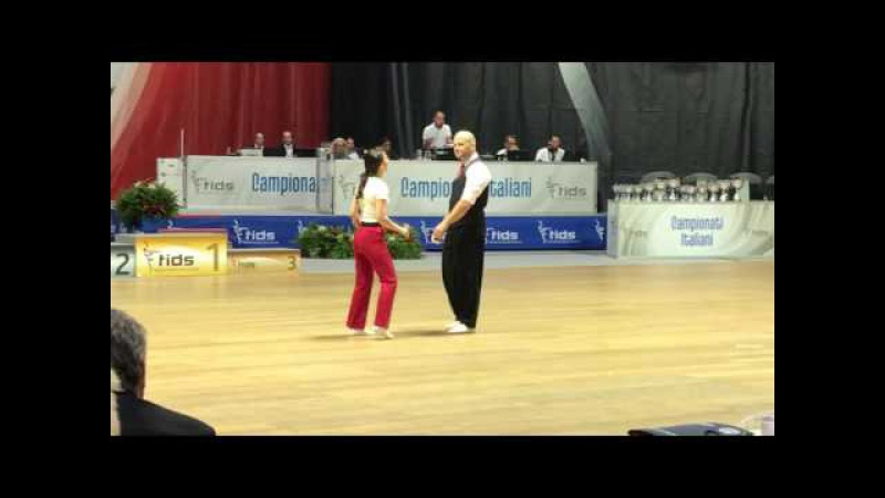Audon Thomas - Allaf Sophie Main fast final Rimini 2017