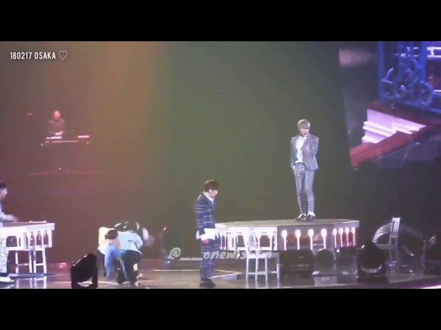 [FANCAM] 180218 Love Like Oxigen - SHINee WORLD THE BEST 2018~FROM NOW ON~(Kyocera Dome, Day 2)