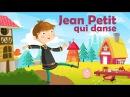 Jean Petit qui danse (comptine à gestes avec paroles)