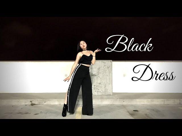1theK Dance Cover Contest CLC 씨엘씨 Black Dress Dance Cover