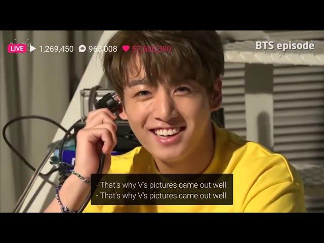 170918 BTS - 'Love Yourself: Her' Jacket Episode