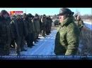 Украинские военные сотнями сдаются в плен. 17 февраль 2015 Дебальцево