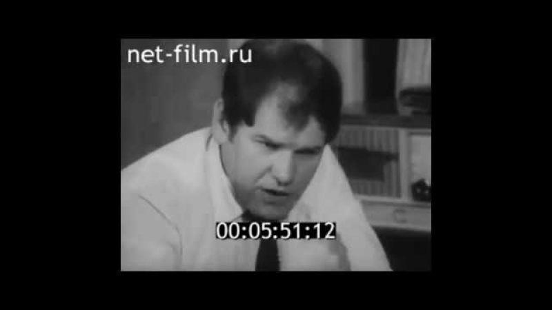 1986г. Совхоз Гусевский. Гусь-Хрустальный район. Владимирская область
