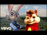 Daddy Yankee - Limbo Alvin and The Chipmunks ft. Nick and Juddy Zootopia