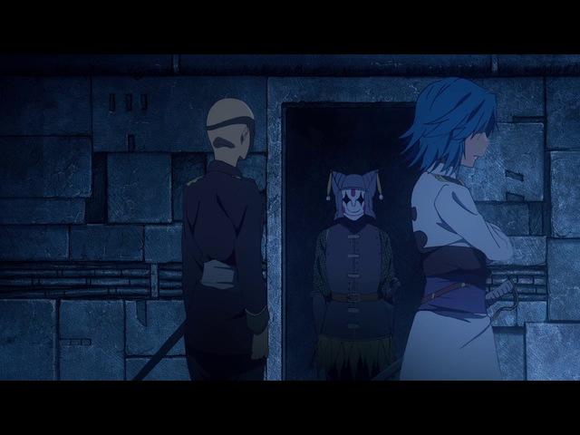 Kujira no Kora wa Sajou ni Utau 7 серия русская озвучка Shoker / В песках поющие китята 07
