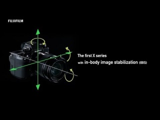 X-H1 стабилизация изображения (IBIS) / FUJIFILM