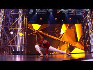 Танцы: Марина Кущева (Koloah - Warp 6) (сезон 4, серия 3) из сериала Танцы смотреть бесплат...