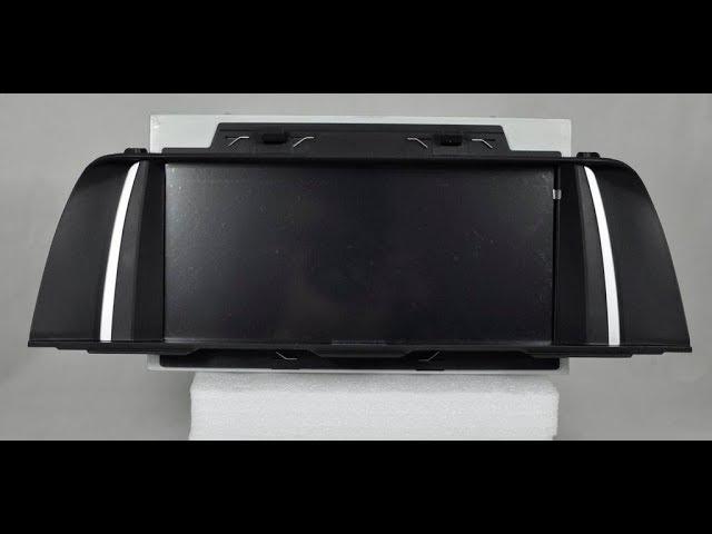 АВТОМАГНИТОЛА MEGAZVUK T3-2058 BMW 5ER F07 / F10 / F11 2010-2013 НА ANDROID 6.0.1 10,25