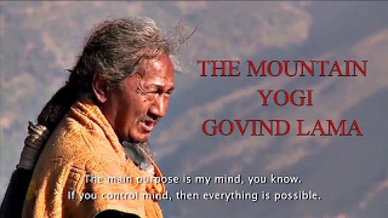 THE Mountain YOGI | Pooye Lama Gomchen Milarepa | Documentry on Gobind lama