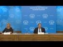 La conférence de presse sur le bilan de l'activité diplomatique russe en 2017