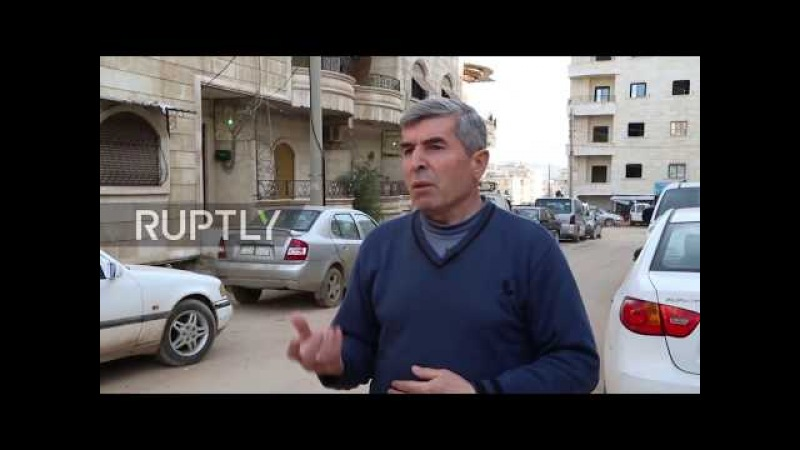 Syria: 'Afrin is Syrian' - Residents comment on reports of YPG-Syrian govt. deal