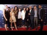 F.R.E.D.I. Screening Red Carpet Kelly Hu, Chloe Lukasiak, Casimere Jollette