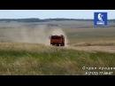 Тест-драйв самосвала КАМАЗ 65115-026 в Казахстане