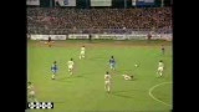 Polufinale Kupa UEFA 1984-85 - Željezničar - Videoton