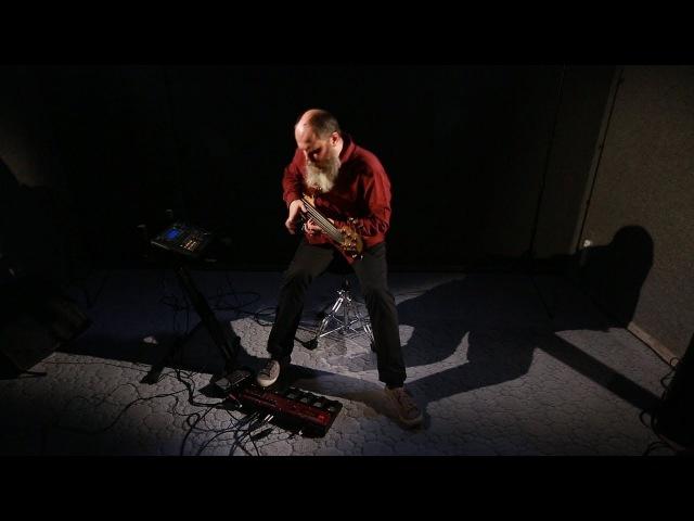 Инна Желанная - 7/5 / Сергей Калачёв - бас / Дмитрий Фролов - барабаны
