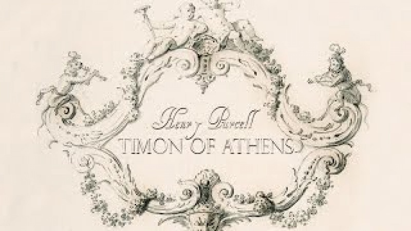 H. Purcell: «Timon of Athens» Z.632 [Musica ad Rhenum]