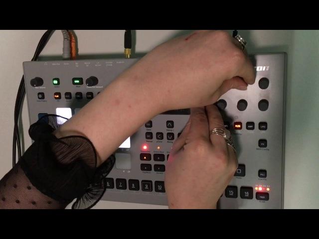 Analog RYTM Mkii - Blessed VHS - Ivy Fae
