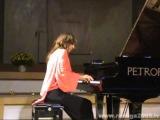 Концерт Ренары Ахундовой (Renara Akhoundova) в Риге. Фрагмент-2