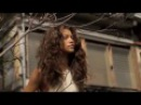 J Brand presents Zendaya for FLAUNT