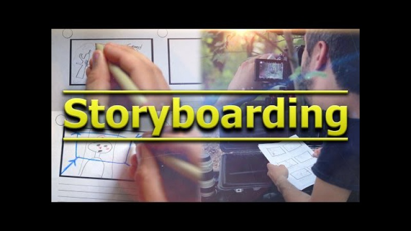 Storyboarding - Tomorrow's Filmmakers