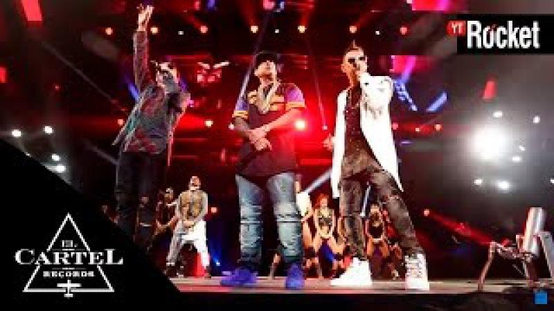 Daddy Yankee Staples Center Part 2 (Plan B, Prince Royce y Arcangel)