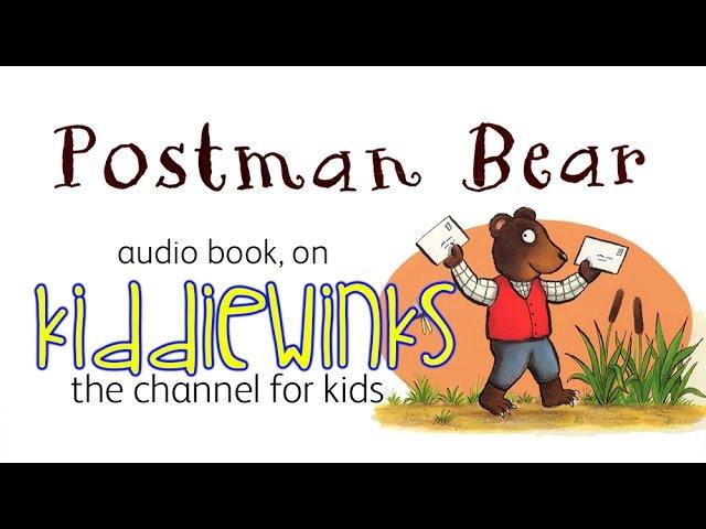 Postman Bear - Audio Book