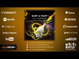 SURF &amp Mart - All I Wanna Do (DJ Vartan &amp Techcrasher Remix)