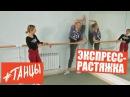 Экспресс растяжка от балерины Большого театра 5 упражнений Марфы Федоровой
