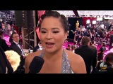 Kelly Marie Tran on the Oscars 2018 Red Carpet