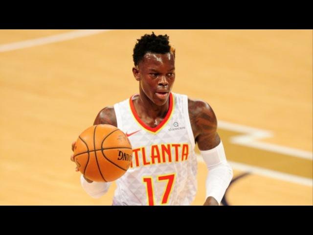 Обзор НБА Атланта Хокс - Даллас Маверикс 12.10.17