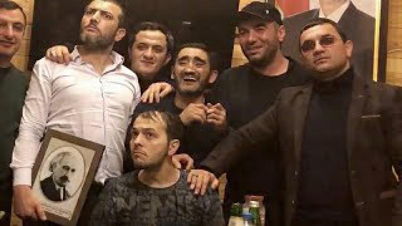 2018 EN MIRT MEYXANA / AKIF, Resad, Orxan, Aydin, Elekber, Mehman, Vuqar / Stolustu / Muzikalni