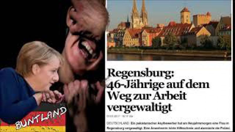 Angela Merkel - Der Verrat hat einen Namen!
