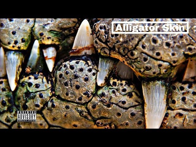 Da Flyy Hooligan - Alligator Skin