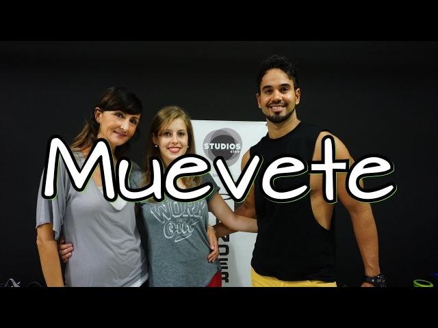 Muevete Electro Swing Dj Francis Feat Raf MC Zumba Megamix 61