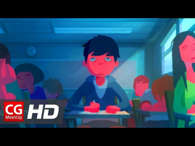 **Award Winning** CGI 3D Animated Short Film: Afternoon Class Animated Film by Seoro Oh | CGMeetup