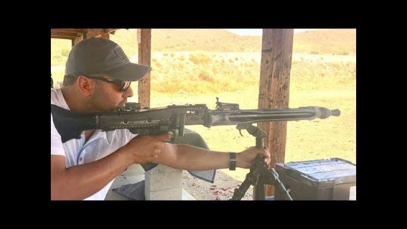 MG42 RPD M60 PKM FULL AUTO MACHINE GUNS