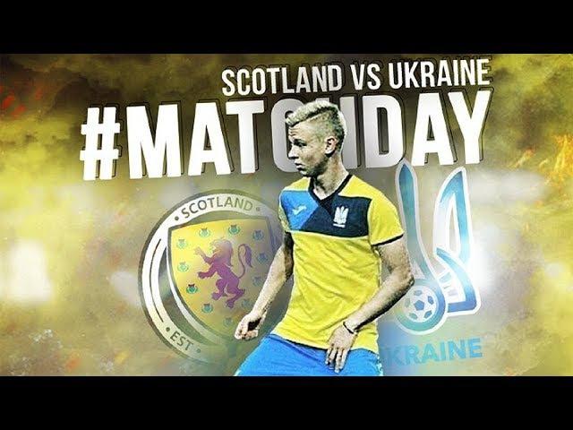 Александр ЗИНЧЕНКО в матче Шотландия U-21 - Украина U-21 | Oleksandr ZINCHENKO vs Scotland U-21 HD