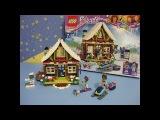 ЛЕГО Френдс Горнолыжный курорт Шале LEGO Friends 41323