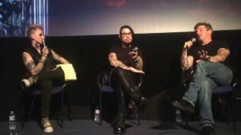 Dave Navarro and Todd Newman - The Mourning Son prescreen QA