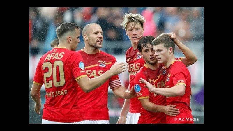 Goals AZ - NAC Breda